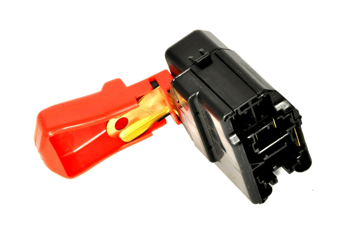 JCB FUSE BOX 5 WAY (OEM 717/14600) Jcb Fuse Box Location on