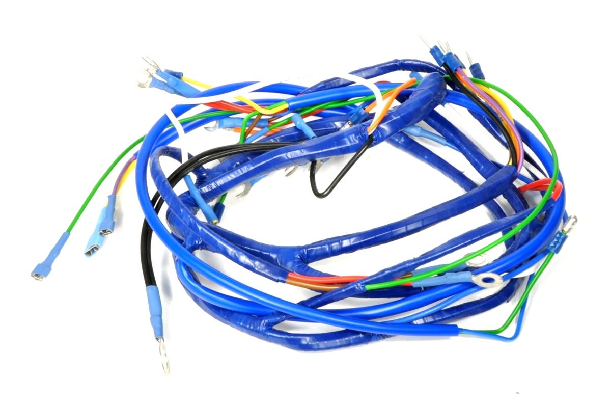 fordson dexta wiring loom harness 957e14401d