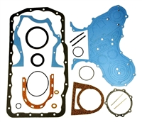 FORD 5000 6610 7600 7610 SERIES SUMP BOTTOM GASKET SET