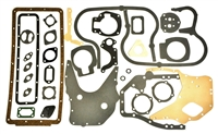JCB LEYLAND 4 CYLINDER BOTTOM GASKET SET 78G1258