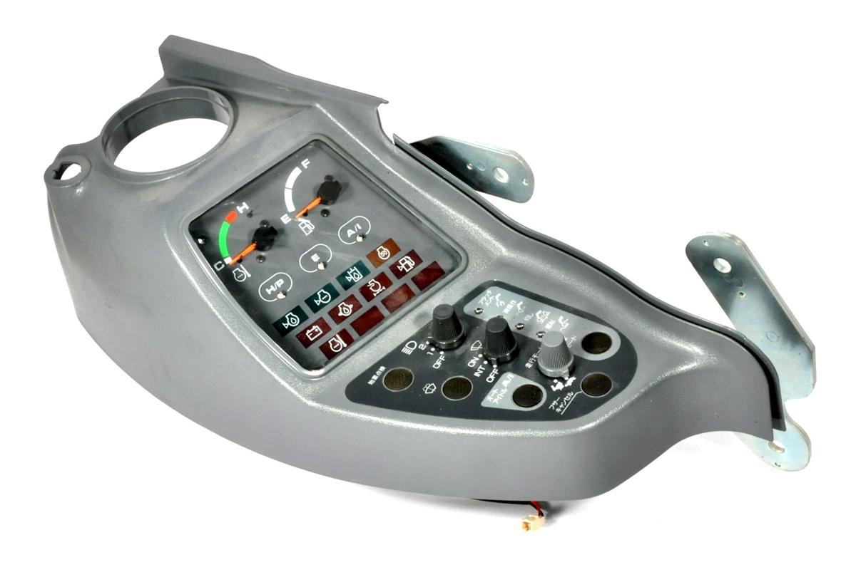 Hitachi Replacement Parts Genuine Oem Spare Online Ecu Wiring Diagram Ex 120 5 Console Dash Monitor Hi 4411756