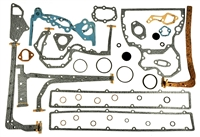 JOHN DEERE 30 40 50 BOTTOM GASKET SUMP SET A1858-S