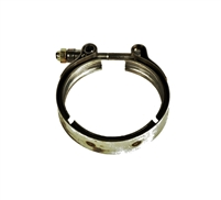 CASE IH EXHAUST CLAMP BETWEEN ELBOW AND TURBO A170467