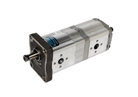 David Brown 94 Series 4 Port Tandem Hydraulic Pump