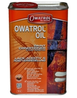 OWATROL PAINT CONDITIONER AND RUST INHIBITOR