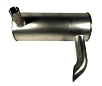 HITACHI ZAXIS SERIES EXHAUST MUFFLER BOX 4419850