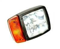 JCB FRONT HEADLIGHT AND INDICATOR 700/43100
