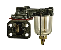 FUEL LIFT PUMP WITH GLASS BOWL 885363M91