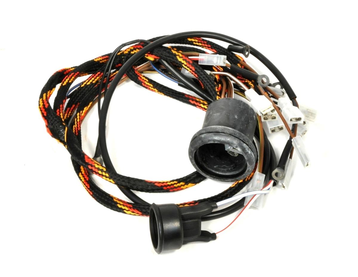 Massey Ferguson 135 Wiring Loom Harness 898426m93