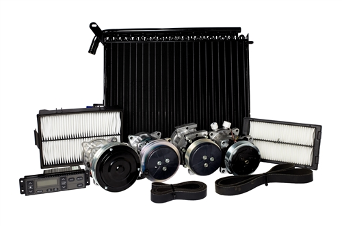 AG Tractor Air Conditioning and Cooling System