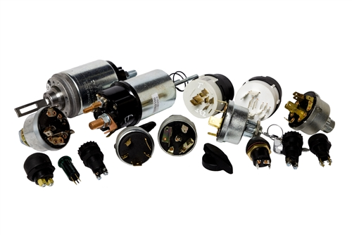 Ignition Systems - Tractor Engine Starter Replacement Parts