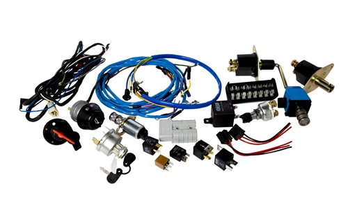 Electrical Components - Tractor / Excavator Electrical ... on