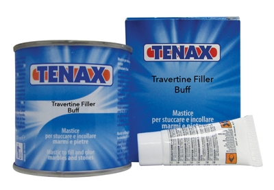 Tenax Travertine Filler Semisolid Buff #14AC01BG40BUFF