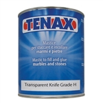 Tenax Transparent Knife Grade H 1 Liter Part # 1CAA00BG50
