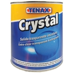 Tenax Crystal Knife Grade Water Clear 1 Liter Part # 1CMA00BG50