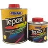 Tenax Tepox V Color Match System - Gold 1 Liter Part # 1H363GOLD