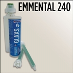 Glaxs Emmental Porcelain/Ceramic Glue Cartridge Part# 1RGLAXSCEMMENTAL