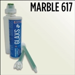 Glaxs Marble Porcelain/Ceramic Glue Cartridge Part# 1RGLAXSCMARBLE