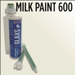 Glaxs Color Cartridge in Milk Paint Part# 1RGLAXSCMILKPAINT for Porcelain, Ceramics, and Sinterd Stone