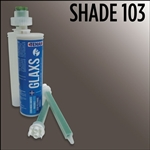 Glaxs Shade Porcelain/Ceramic Glue Cartridge Part# 1RGLAXSCSHADE