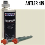 Tenax Titanium Extra Rapid Cartridge Glue #IRTANTLER
