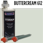 Tenax Titanium Extra Rapid Cartridge Glue #IRTBUTTERCREAM