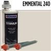 Emmental Titanium Extra Rapid Cartridge Glue #1RTEMMENTAL