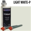 Light White - P Titanium Extra Rapid Cartridge Glue #1RTLIGHTWHTPSO