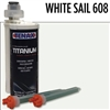 White Sail Titanium Extra Rapid Cartridge Glue #1RTWHITESAIL