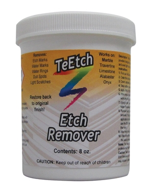 Tenax Teetch Etch Amp Water Mark Remover 8 Oz