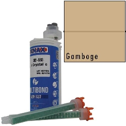 Part #GB401 Multibond Cartridge Gamboge 250 ML