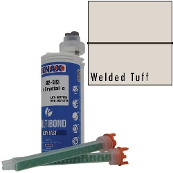 Part #GB412 Multibond Cartridge Welded Tuff 250 ML