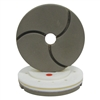 "Tenax 6"" Snail Lock Bullnose Quartz Automated Edge Polishing Wheel 600 W"