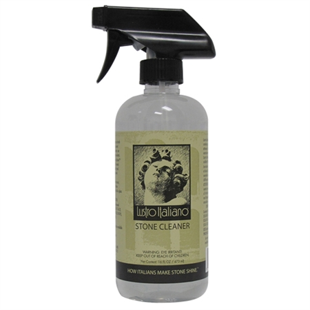 "Part # LUSTROCLEAN16 Tenax Lustro Italianoâ""¢ Stone Cleaner 16 fl oz"