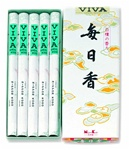 NIPPON KODO | MAINICHI-KOH Incense - Viva Sandalwood Long stick 5 rolls