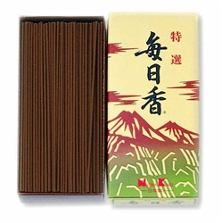 NIPPON KODO | MAINICHI-KOH Incense - Kyara Deluxe 300 sticks