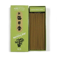 NIPPON KODO | MORNING STAR Incense - PINE 200 sticks