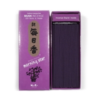 NIPPON KODO | MORNING STAR Incense - MUSK 200 sticks