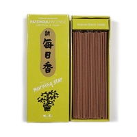 NIPPON KODO | MORNING STAR Incense - PATCHOULI 200 sticks