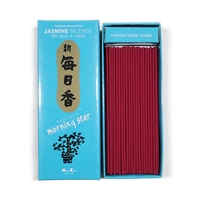 NIPPON KODO | MORNING STAR Incense - JASMINE 200 sticks