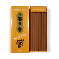 NIPPON KODO | MORNING STAR Incense - AMBER 200 sticks