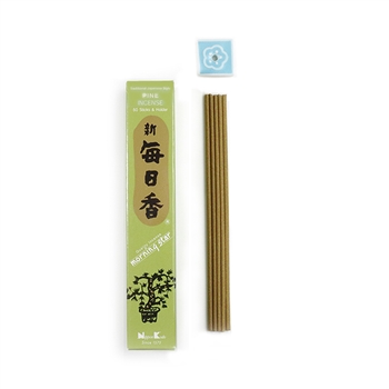 NIPPON KODO | MORNING STAR Incense - PINE 50 sticks