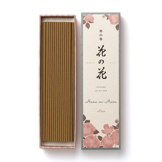 Hana-no-Hana 40 sticks (Rose)