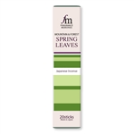 NIPPON KODO | Fragrance Memories - SPRING LEAVES - INCENSE - Olive leaf, Fig, Ivy - 20 sticks
