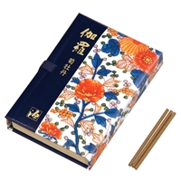 NIPPON KODO | Gen Collection - KYARA KIKU BOTAN / 45 sticks