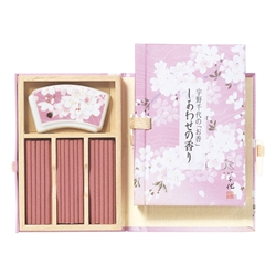 NIPPON KODO | CHIYO UNO COLLECTION - The Fragrance of Happiness 36 sticks
