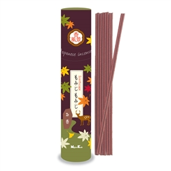 NIPPON KODO | SCENTSCAPE - MAPLE LEAVES 40 sticks