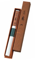 NIPPON KODO | JINKOH JUZAN - LONG STICK INCENSE - ALOESWOOD - 100 sticks