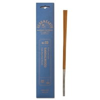 NIPPON KODO | HERB & EARTH - Bamboo Stick Incense SANDALWOOD