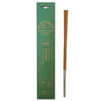 NIPPON KODO | HERB & EARTH - Bamboo Stick Incense MATCHA